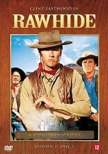 DVD - RAWHIDE  - SEIZOEN  2  DEEL 2 - CLINT EASTWOOD  (NEW SEALED)