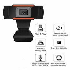 HD 1080P Webcam USB Computer Web Camera For PC Laptop Video Cam with Microphone