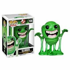 THE GHOSTBUSTERS ACCHIAPPAFANTASMI SLIMER SLYMER GHOST FANTASMA FIGURE POP FUNKO