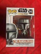 Star Wars The Mandalorian 345 Funko Pop Vinyl Figure Bobble Head