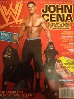 WWE Magazine February 2007 John Cena