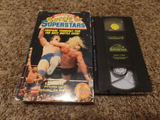 2ND ANNUAL BATTLE OF THE SUPERSTARS wwf COLISEUM VIDEO vhs wrestling