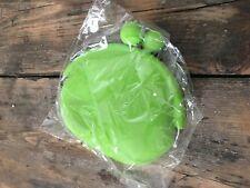 Porte-feuille silicone femme Rond / porte monnaie  / mini sac / Vert