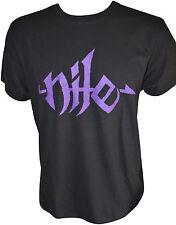 NILE - Purple Logo - T-Shirt - XS / Extra-Small - 162480