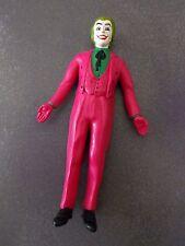 THE JOKER (Cesar Romero) Batman Classic 1960's TV Series Bendable Figure njcroce