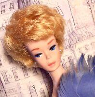 Vintage Barbie Bubble Cut Honey Blonde OO LA LA TRES CHIC!