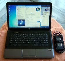 "HP 655, 15.6"" Core2 AMD E1, 4GB Ram, 320GB, HDMI, Bluray, HD-7310, Win7 Ultimate"