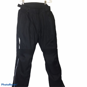 TOUR MASTER VENTURE Pant Motorcycle Pants 3XL All Weather Zip Out Liner Black