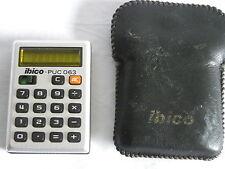 TASCHENRECHNER MINI POCKET CALCULATOR IBICO-PUC 063 Rechner
