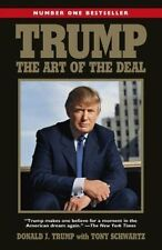 Trump: The Art of the Deal by Donald Trump (Paperback, 2016)