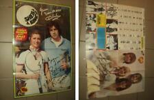 L170 SHEILA RINGO ABBA ROBERT CARRADINE 1977 'FRENCH CLIPPING POSTER