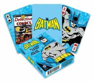 Spielkarten Skatkarten von DC Comics  in Batman Design 52er Blatt Kartendeck