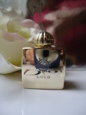 AMOUAGE GOLD WOMAN EDP 7.5ml 0.3 oz A RARE NEW MINIATURE REMOVED FROM GIFTSET