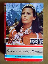 """""""Du bist zu stolz, Komteß – Frauenroman"""" von Irene"""