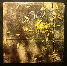 The James Gregory Quartet  - Alicia - Inner City 1050 - 1977
