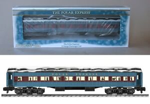 American Flyer 6-49972 Polar Express Abandoned Toy Car by Lionel