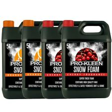 SNOW FOAM CAR SHAMPOO WAX VEHICLE VALET CLEANING SHINE PRESSURE WASHER 20 LITRES
