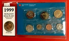 1999 Mule Error Set Canada Pl Set - Nicely Sealed in Great Presentation!