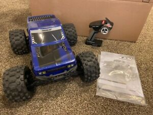 Redcat Racing Kaiju 1/8 Scale Brushless Electric Monster Truck Blue