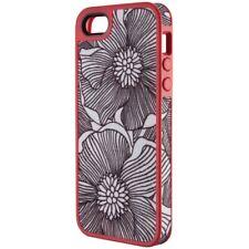 Speck Fabshell Case iPhone 5 5s SE FreshBloom Black Coral Pink