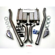 Exhaust System Kit JBA Racing Headers 50-2651 fits 65-70 Ford Mustang 4.7L-V8