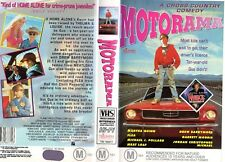 MOTORAMA - Drew Barrymore - VHS - PAL -NEW - Never played! - Original Oz release