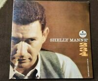 "Vintage 1962 Shelly Manne ""123"" LP - IMPULSE Records mono (A-20) RVG PRESS-  EX"