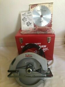"MILWAUKEE #6460 10 1/4""  CONTRACTORS CIRCULAR SAW RPM 5200 NEW/OLD STOCK"