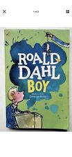 Boy by Roald Dahl Tales PaperbackIllustrated by Quentin Blake Used