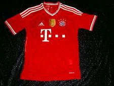 ADIDAS FC BAYERN MUNICH MUNCHEN SOCCER FOOTBALL JERSEY SHIRT KIT Men S FIFA 2013