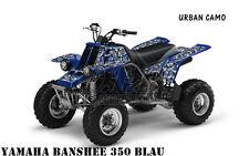 Amr racing décor Graphic Kit ATV yamaha le Hurleur yfz 350 urban camo B