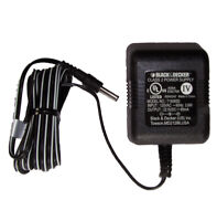Black and Decker Genuine OEM Replacement Charger # 90540242
