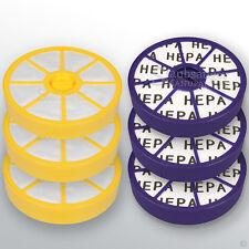 3 Vor & 3 Nach Motor HEPA Filter Kit passend für Dyson DC19, DC20, DC21