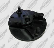 Bizeta 2-shoe clutch steel back plate 250g BIZ002003