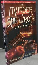 The Murder, She Wrote Cookbook: Recipes SIGNED BOOK from the Cast and Crew 1997