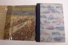 Hans Brinker and the Silver Skates, Hilda Van Stockum, DJ, Rainbow Classics
