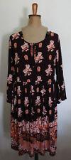 Leona Edmiston Shift Machine Washable Regular Dresses for Women