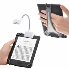TFY Clip-on LED Reading Light With Hand Strap Holder for 6 Inch Kindle E-readers