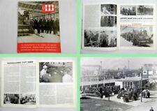 IHC Werkszeitschrift Informationsdienst Ausgabe 56, Juli 1959