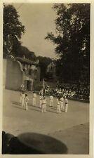 PHOTO ANCIENNE - VINTAGE SNAPSHOT - DANSE DANSEUR FOLKLORE PAYS BASQUE 1930 4
