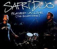 Safri Duo Played-a-live (2001) [Maxi-CD]