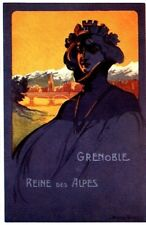(S-97521) FRANCE - 38 - GRENOBLE CPA      PETIT DAUPHINOIS  ed.