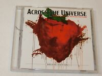 Across the Universe [Deluxe Version] by Various Artists (CD, Oct-2007, 2 Discs