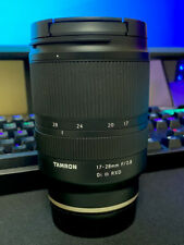 Tamron 17-28mm f2.8 Di III RXD Lens For Sony E Mount Original Box
