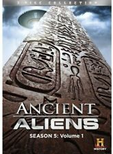 Ancient Aliens Season 5 Volume One R4 DVD The Complete Fifth Series Five Vol 1