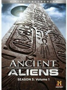 ANCIENT ALIENS: SEASON 5 VOLUME 1 (3PC) (3 PACK) (WS) NEW DVD