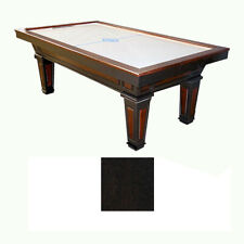 Espresso Maple Dynamo Worthington Air Hockey Table