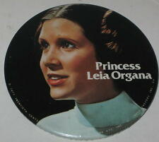 "1977 Star Wars ""Princess Leia"" Souvenir Pin 3"" FREE Shipping"