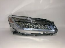 HONDA ACCORD HEADLIGHT 2016 2017 RIGHT PASSENGER OEM XENON LED