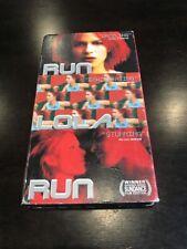 Run Lola Run (Vhs, 1999)